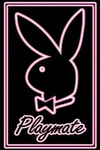 Aesthetic Vintage Playboy Bunny Poster