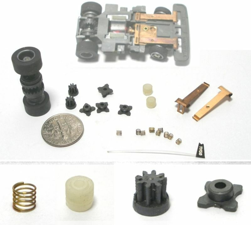 Car Tune Up Parts : Pc tyco tcr ho slot car chassis tune up parts ebay
