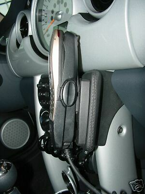 kuda cell phone ipod iphone pda mount mini cooper 02 06 ebay. Black Bedroom Furniture Sets. Home Design Ideas