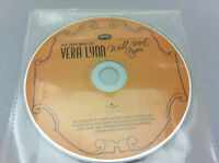 The Very Best of Vera Lynn - We'll Meet Again Compilation Music CD - DISC ONLY