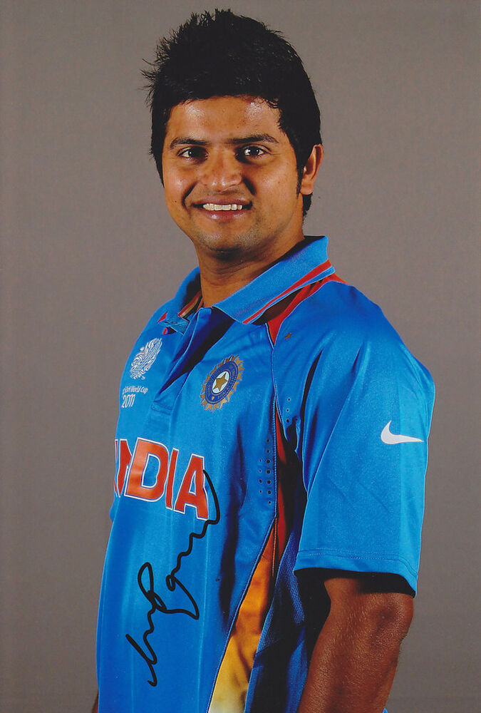 how to meet suresh raina