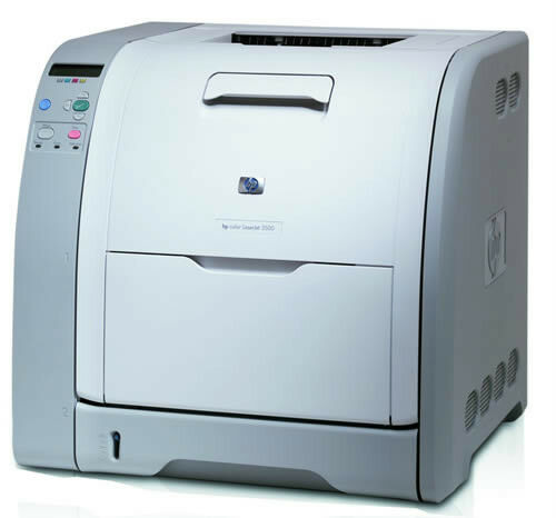 Service Manual HP Hewlett Packard Color LaserJet 3500 3700 ...