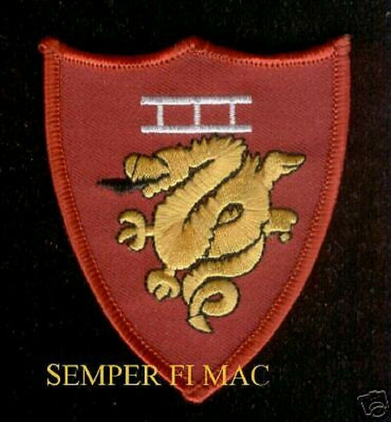 3RD Marine Amphibious Force HAT PATCH Expeditionary III ...