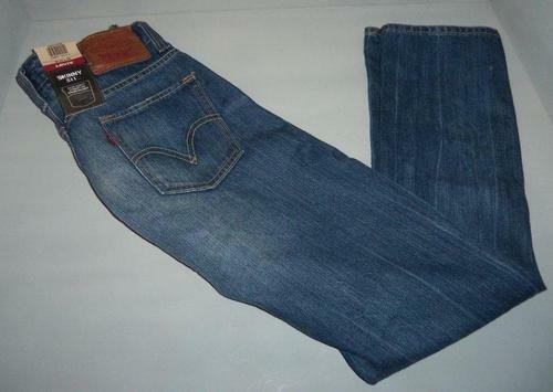 Levi's 511 Men's Slim Straight Jeans SIZES! COLORS! NWT | eBay