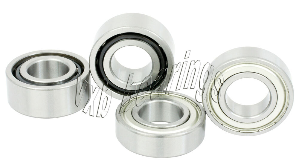 Commercial Blower Bearings : Blower supercharger set deep groove radial ball
