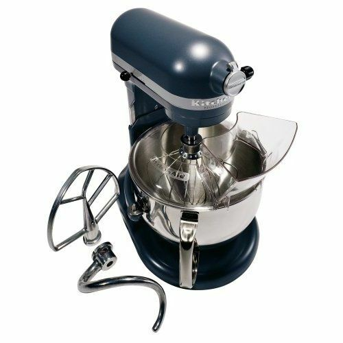 Brand New Kitchenaid Kp26m1xbs Pro 600 Stand Mixer 6 Qt