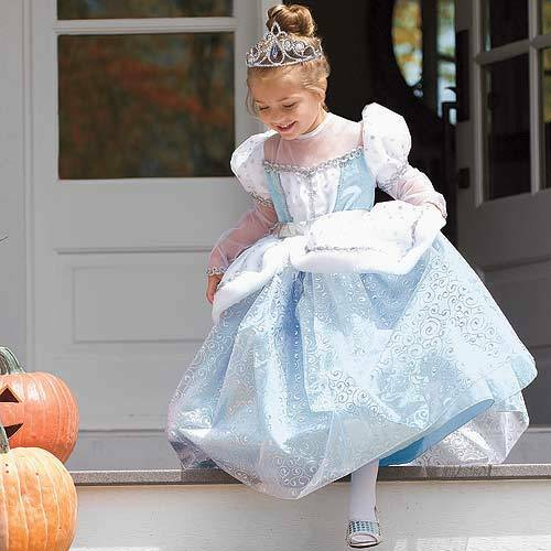 Cinderella Princess Character Dress Child 3t 4t 5 6 7