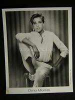 1983 Devra Maxwell VINTAGE PHOTO By Harry Langdon 214N