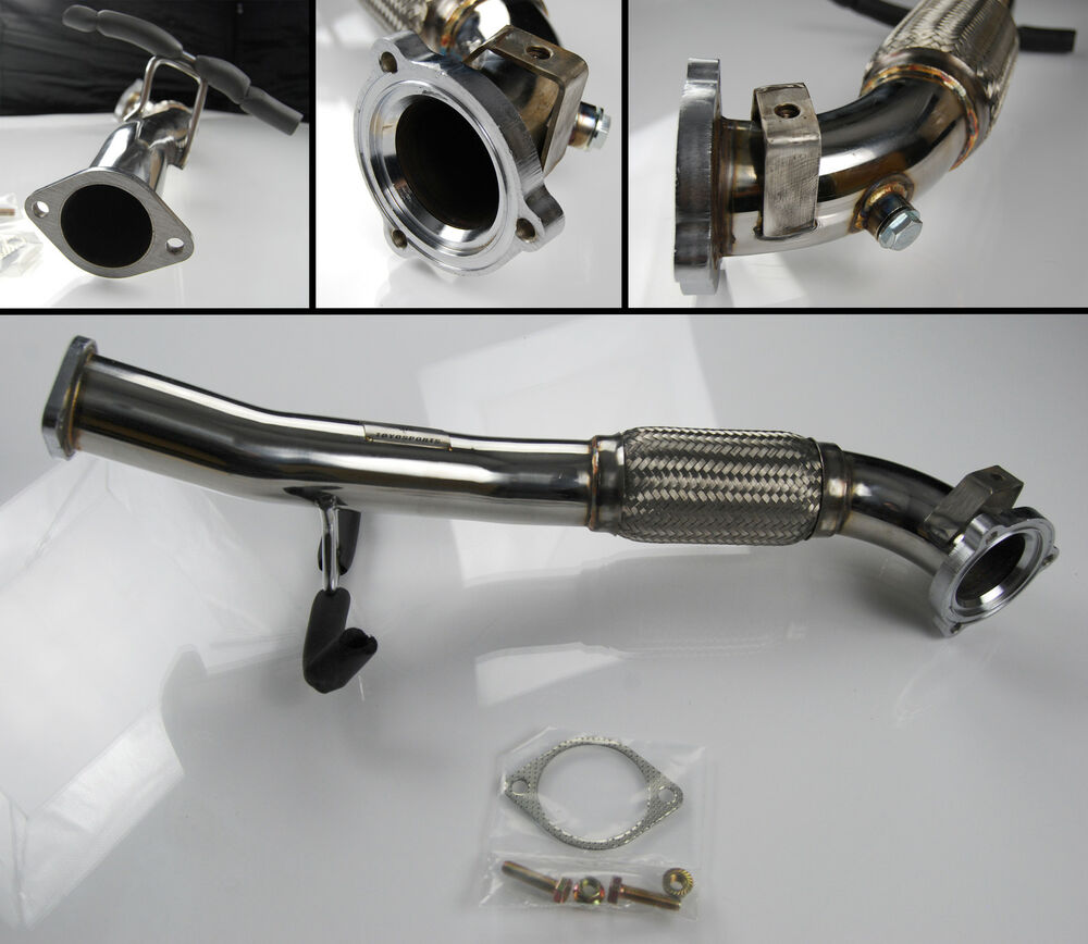toyosports flexi exhaust turbo downpipe for ford focus st. Black Bedroom Furniture Sets. Home Design Ideas