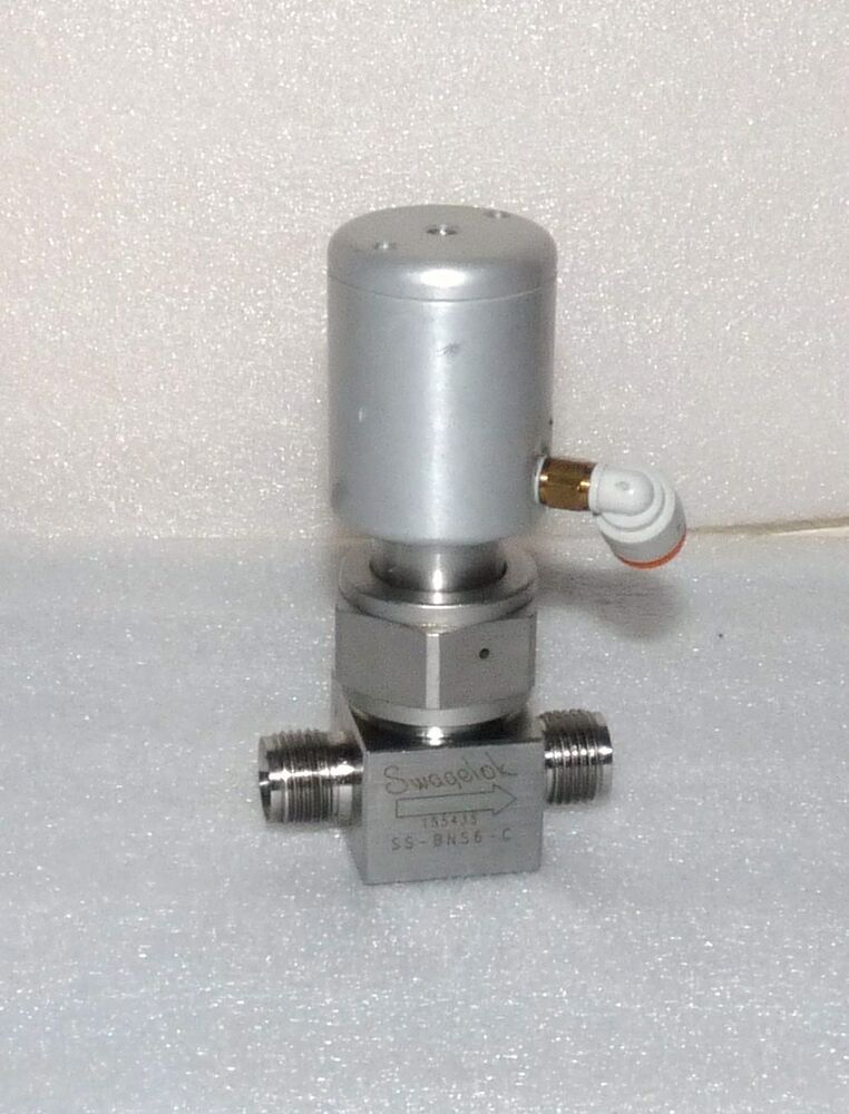 Swagelok Ss Bns6 C High Purity Bellows Sealed Valve