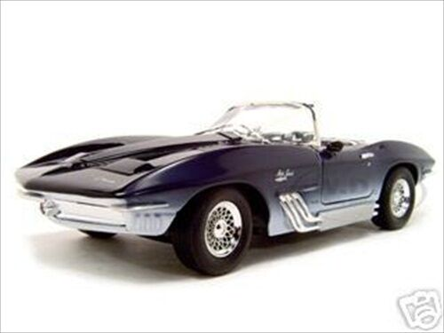 1961 chevrolet corvette mako shark 1 18 diecast model car. Black Bedroom Furniture Sets. Home Design Ideas