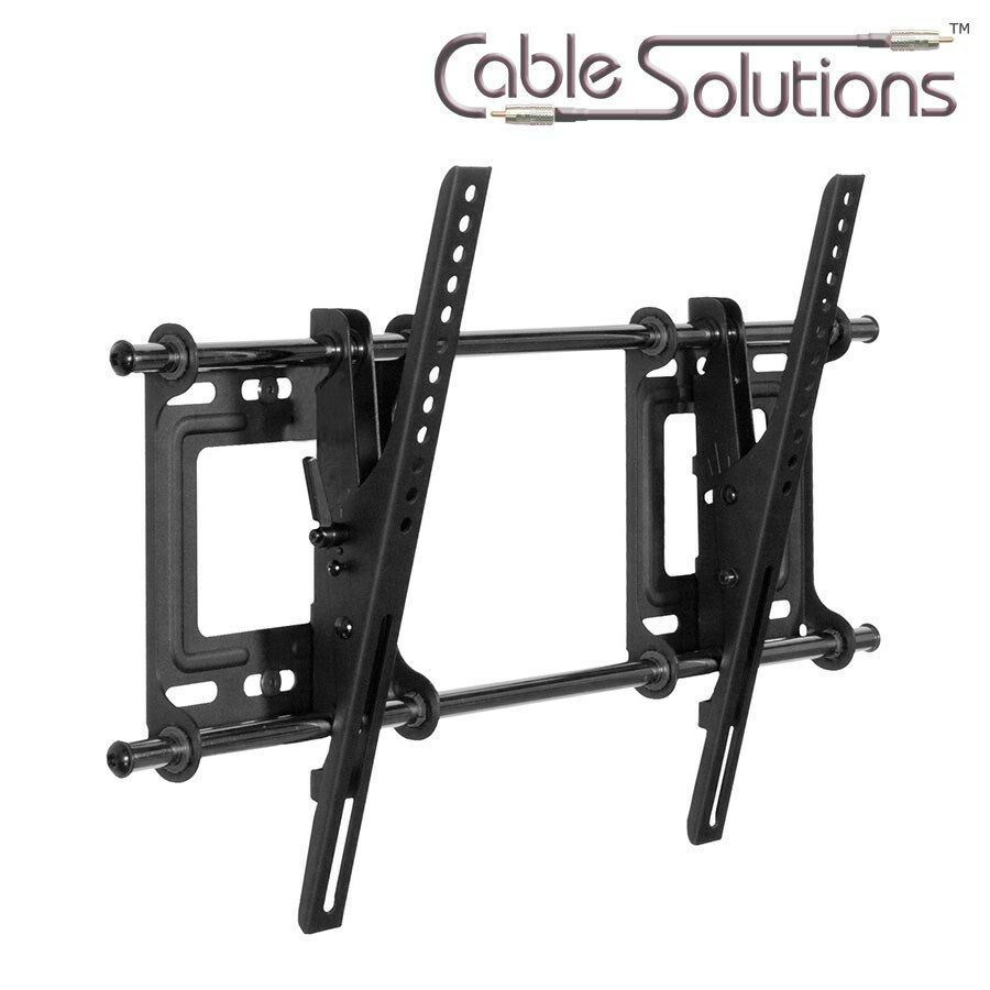 im63t flat panel tv wall mount 32 63 5 15 tilt from wall 200 lbs ebay. Black Bedroom Furniture Sets. Home Design Ideas