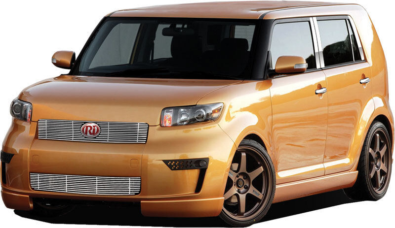 fits scion xb 2008 2009 2010 stainless chrome billet. Black Bedroom Furniture Sets. Home Design Ideas