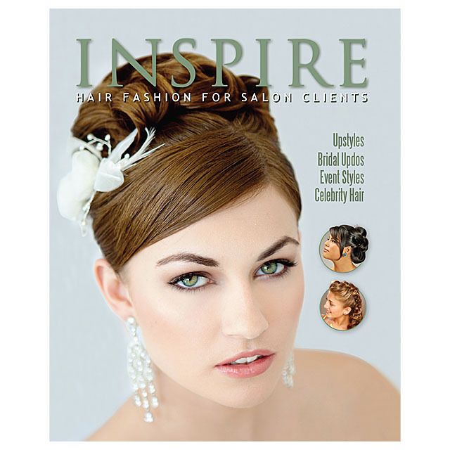 hair styling books for salons inspire hair fashion book for salon clients vol 82 bridal 8770