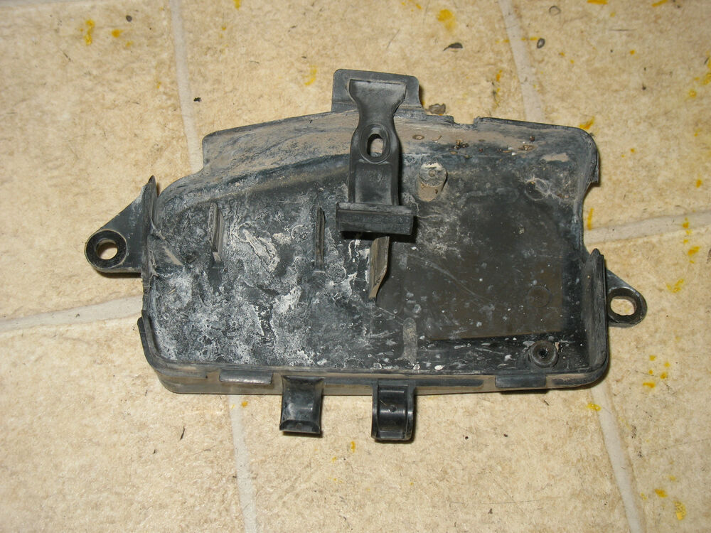 Electrical Fuse Box Parts : Honda trx sx fourtrax electric electrical
