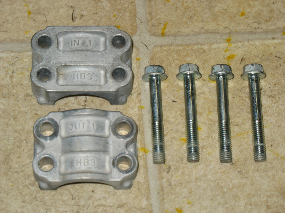 86 Honda Trx200sx Fourtrax Trx 200sx Upper Steering Stem