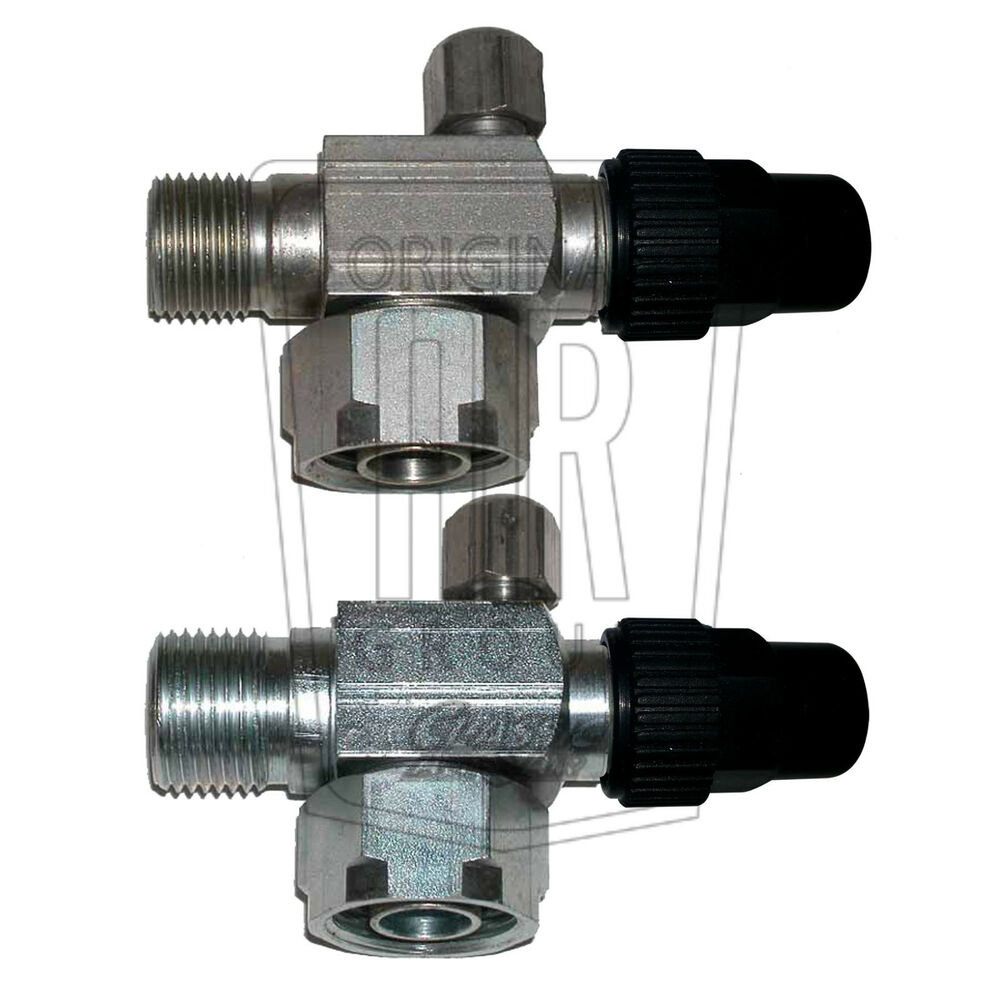 Four Seasons Air Conditioning >> 1970-73 FORD MUSTANG A/C Compressor Service Valve Set AC ...