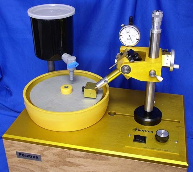 Rle Facetron 8 Quot Faceting Machine The Best Made In Usa