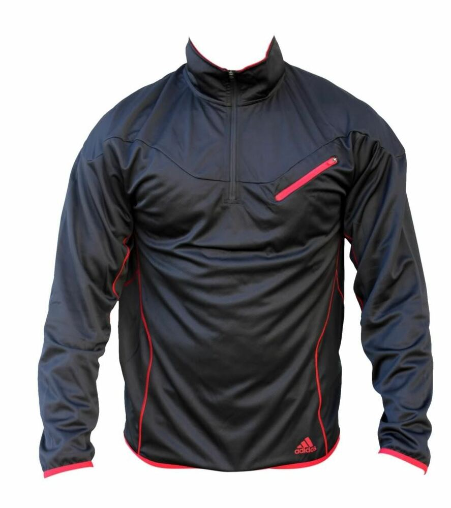 Adidas climaspeed14 compression sports afl soccer training for Long sleeve sports shirt