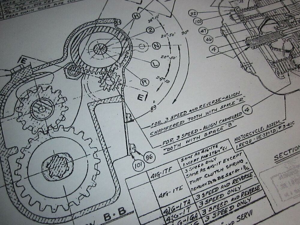Harley Davidson Parts Schematic