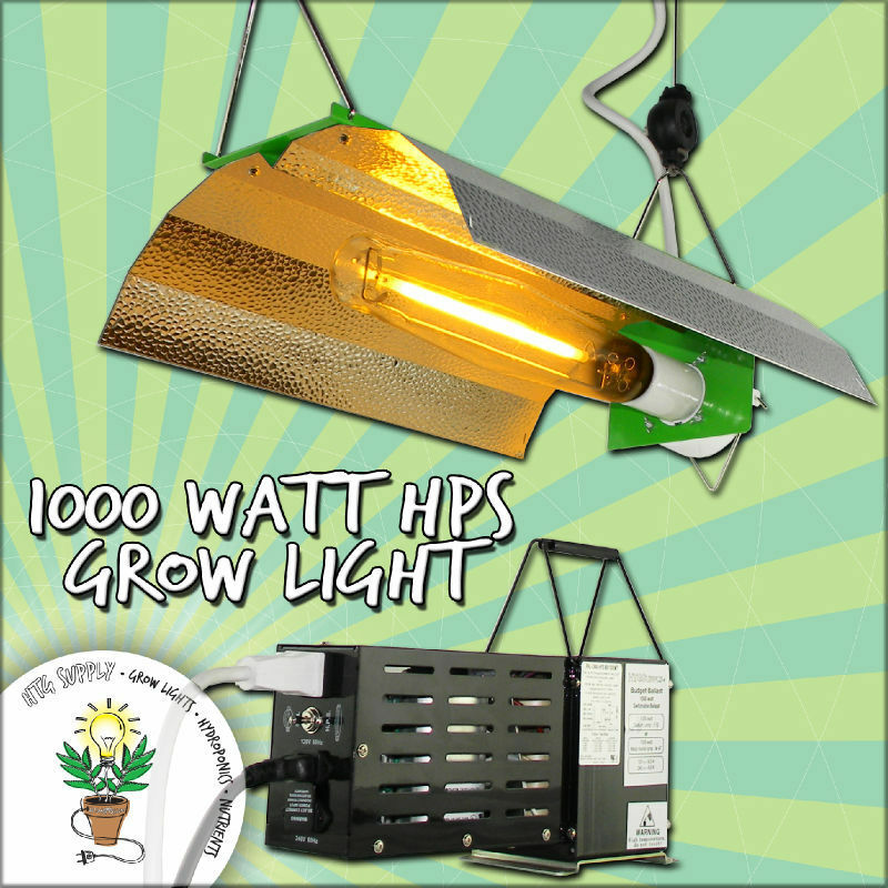 1000 Watt Hps Mh 1000w Switchable Grow Light Ballast