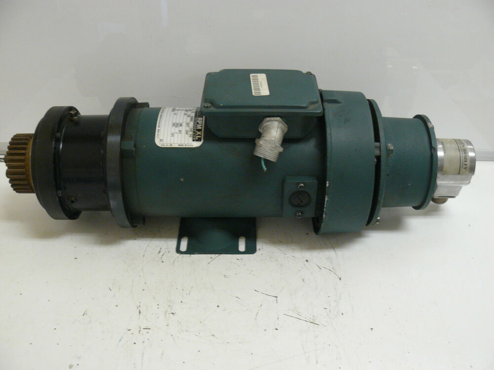 Reliance Electric 01ks501170 Dc Motor Rpm Xl 1 2hp 90 Volt