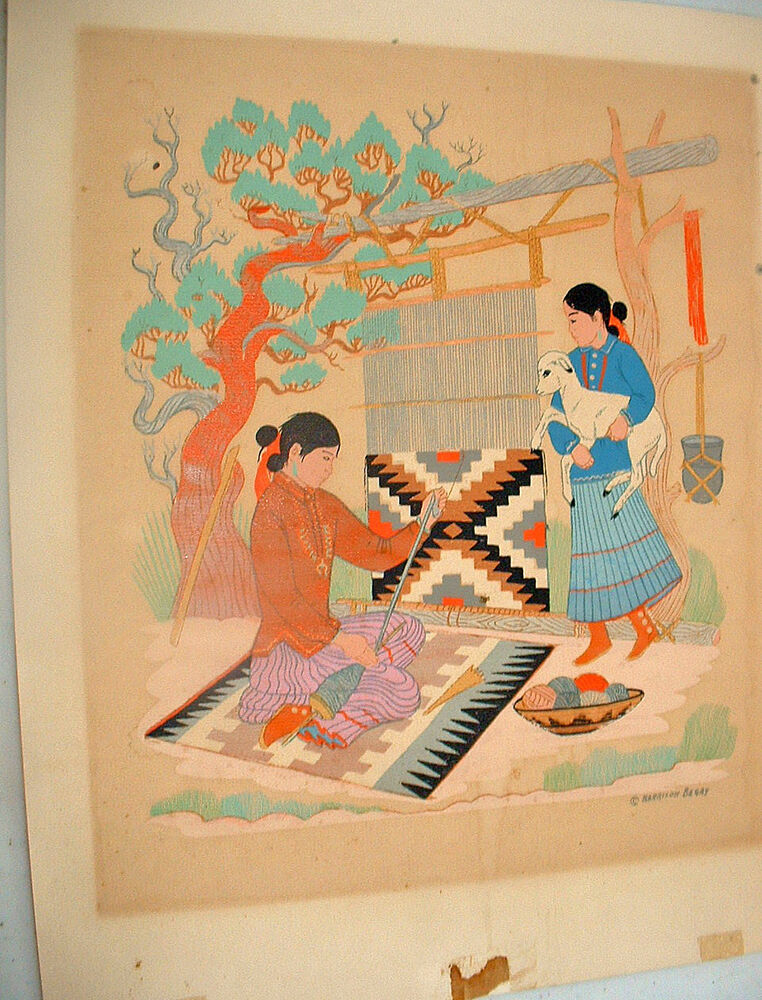 Silk Screen Paintings For Sale