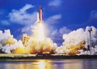 Jigsaw puzzle Eurographics Space Shuttle Launch 1000 pc NEW made in the USA