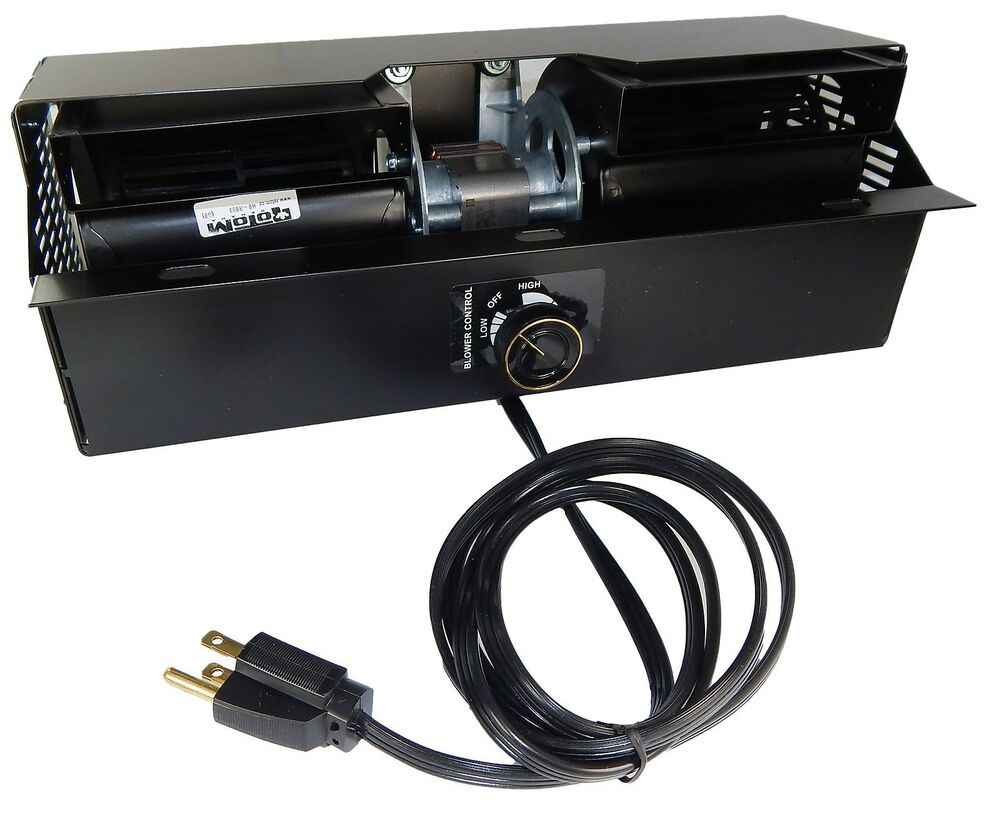 Quadra Woodstove Fireplace Blower 115v R7 Rb83 Ebay