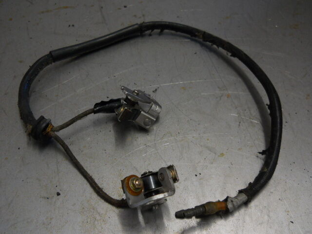 Kawasaki 1973 74 75 76 Kz900 Z1 Ignition Points W   Wiring