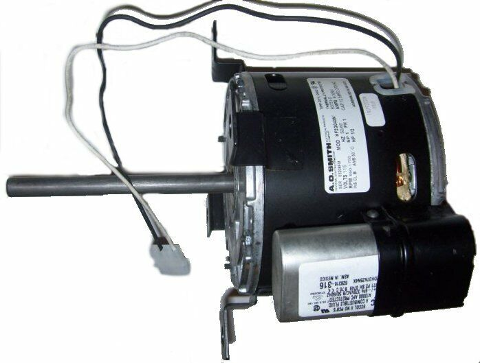 Penn vent electric motor hf2g043n 1 2 hp 2 speed 115 for Two speed electric motor