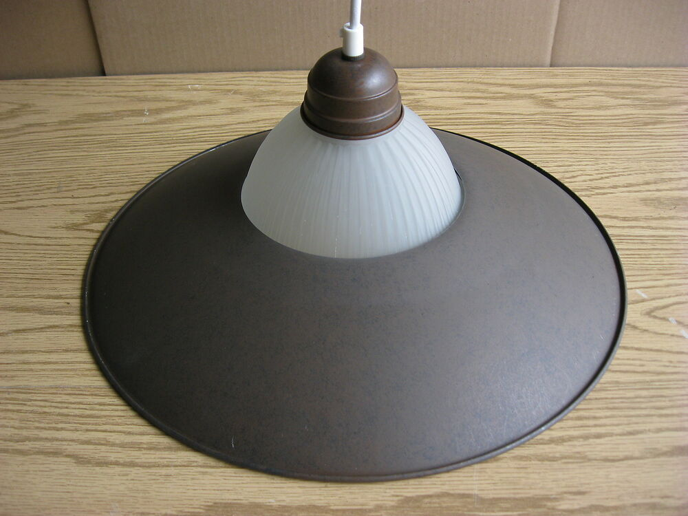 Over Table Pendant Light Pool Counter Round Dome Bn 617f