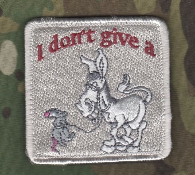Don T Give A Rats Ass 71