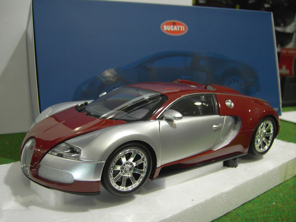 bugatti veyron l 39 dition centenaire 2009 gris et rouge 1. Black Bedroom Furniture Sets. Home Design Ideas