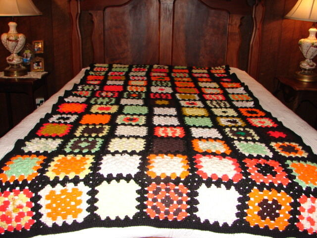handmade afghan blanket for sale handmade handcrafted crochet afghan throw blanket 1414