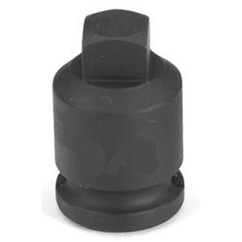 Grey pneumatic pp quot drive square male pipe