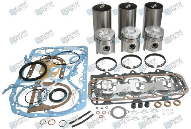 Ford 3000  3600  3900 Tractor Engine Rebuild Kit