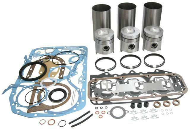 Ford 3000 Engine : Ford tractor engine rebuild kit ebay