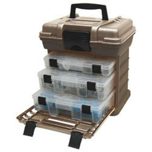 New plano 1363 tool grab n go tackle box prolatch utility for Plano fishing tackle boxes