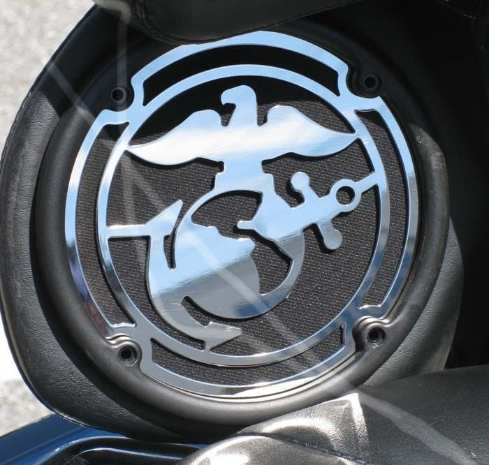 Custom Car Speaker Grill Covers
