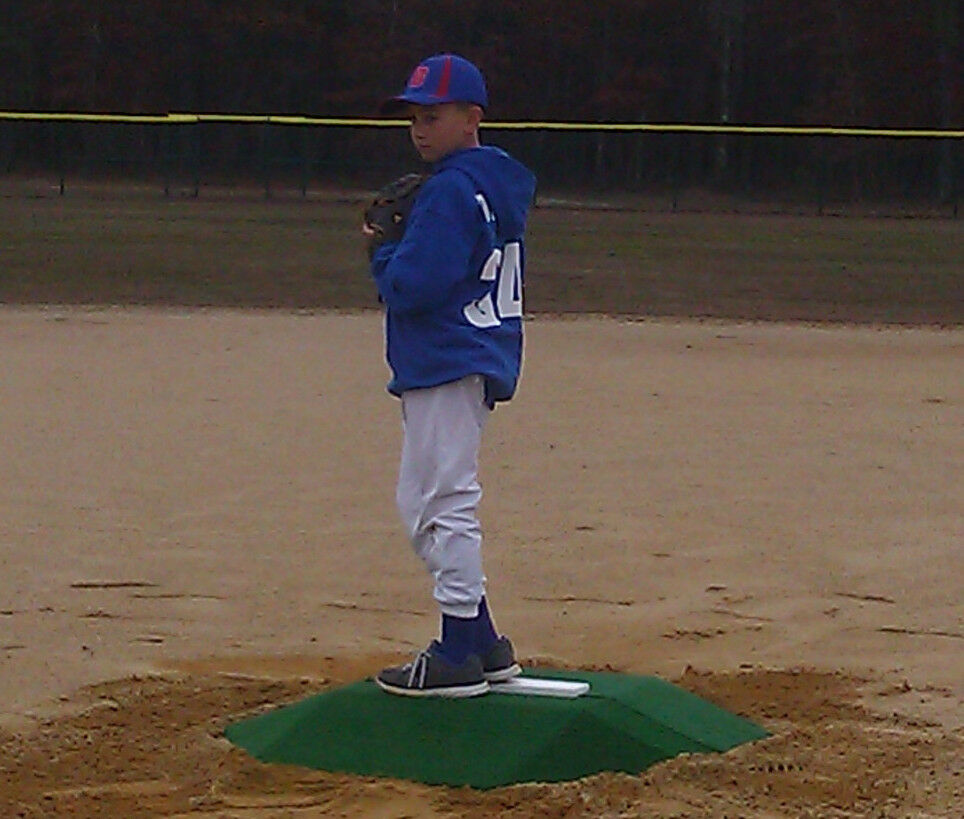 12u Youth Portable Pitching Mound Lightweight | eBay