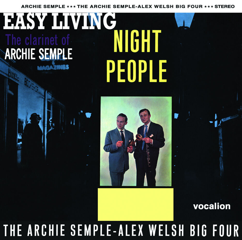 Archie semple night people easy living ebay for Easy living