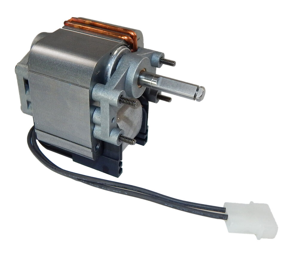Broan qt20000 replacement vent fan motor 1 5 amps 3000 for Broan exhaust fan motor replacement