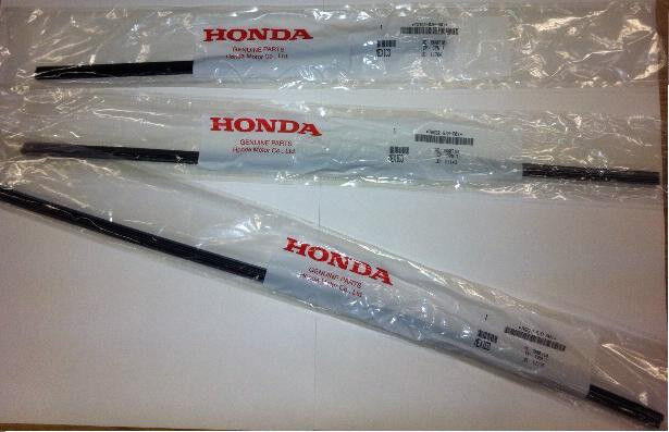 Genuine Oem Honda Cr V Front And Rear Wiper Rubber Insert