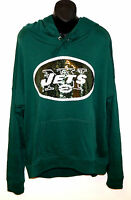 New York JETS VICTORIA'S SECRET Love Pink BLING Sequin HOODIE Football NFL L NY