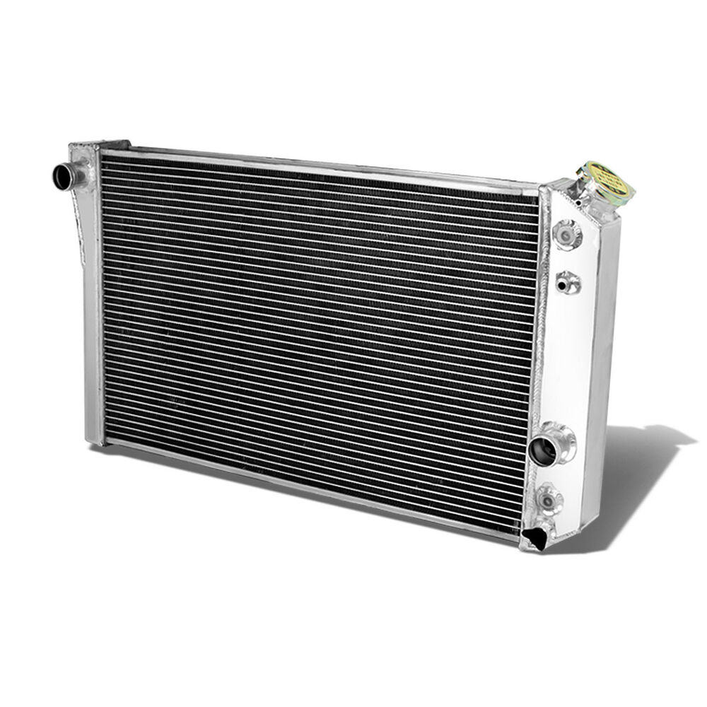 how to clean car radiator core