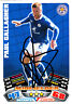 Leicester City F.C Paul Gallagher Hand Signed 11/12 Championship Match Attax.