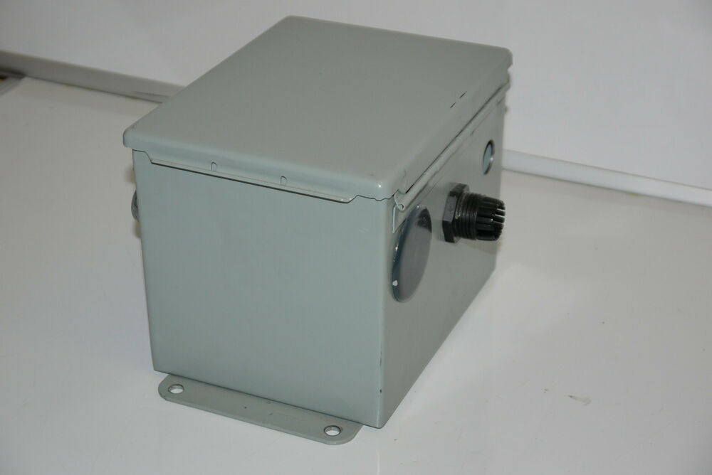 Hinged Electrical Box : Hoffman enclosure junction box a ch type hinged