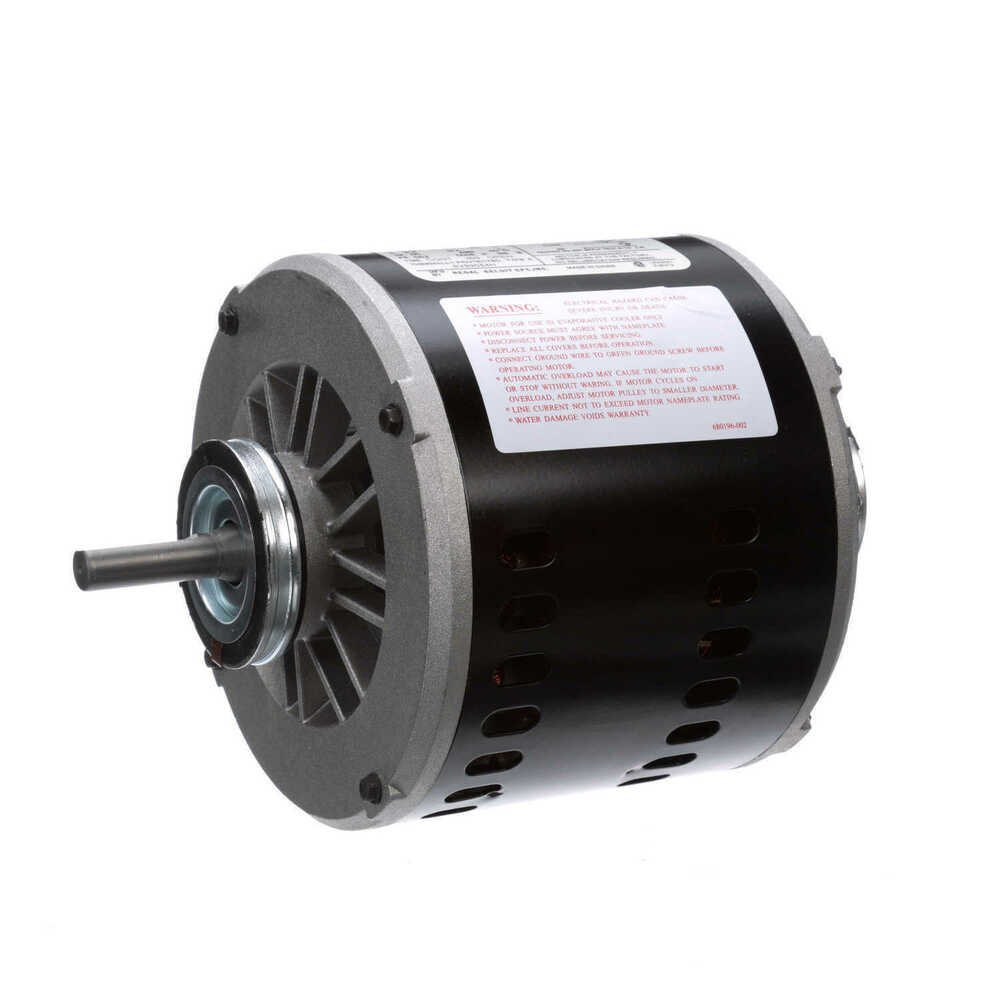 Evaporative cooler motor 1 2 hp 1725 rpm 2 speed 56z frame for 2 speed single phase electric motor