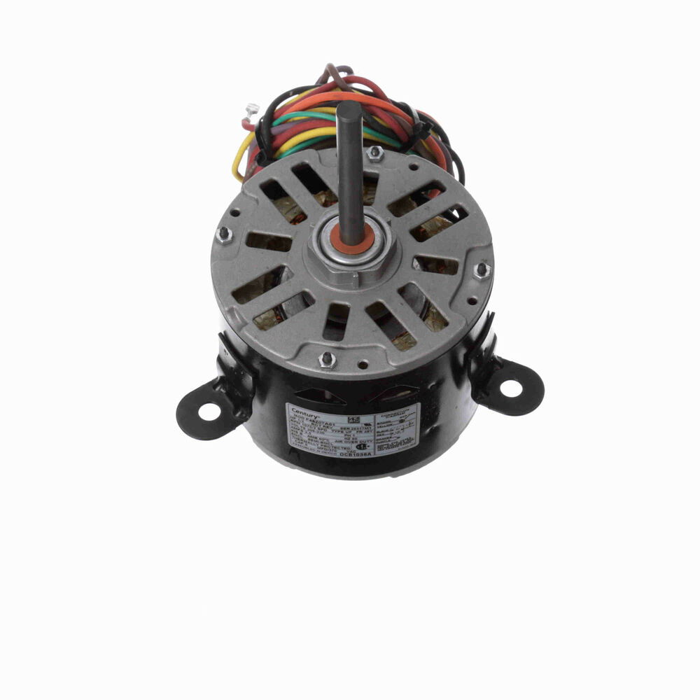 Carrier electric motor 1 3 hp 1075 rpm 2 5 amps 208 230v for 1 3 hp psc motor